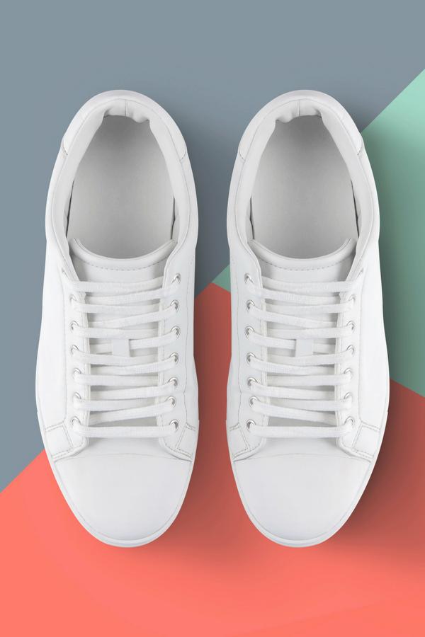 How to: Weiße Sneakers richtig reinigen   Stylight