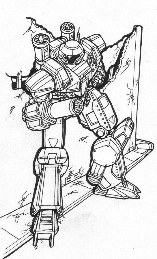 City Destroyer By Acedarkfire On Deviantart Mech Robotech City