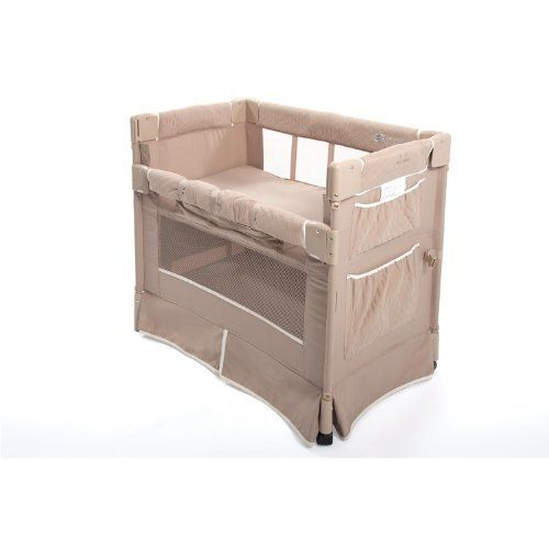 Arm S Reach Co Sleeper Mini Bassinet Toffee Discontinued By