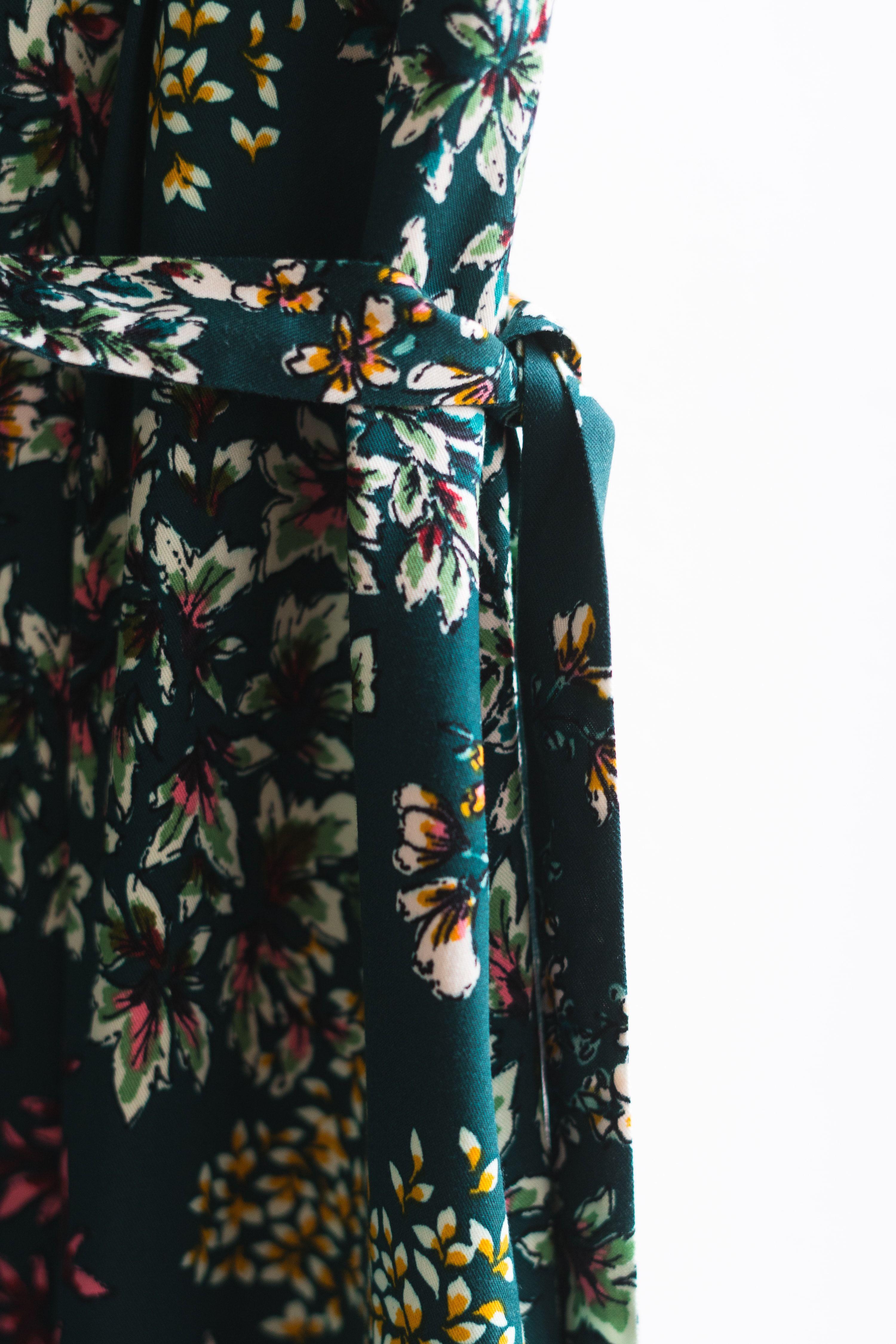 Sukienka W Laczke Fashion Wrap Dress Style