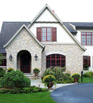 Modern Tudor Homes luxury home tour: tudor home with modern updates | tudor style