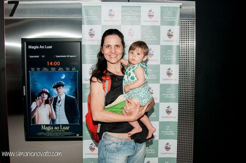 11-09-14 CineMaterna Espaço Itaú de Cinema Frei Caneca - Filme MAGIA AO LUAR - Simone Novato Fotografia | por simonenovato