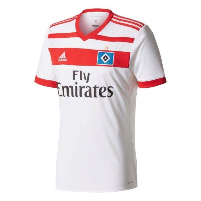 Camiseta del Hamburgo SV 2017-2018 Local  hamburg  shirts  39f305e33b23c