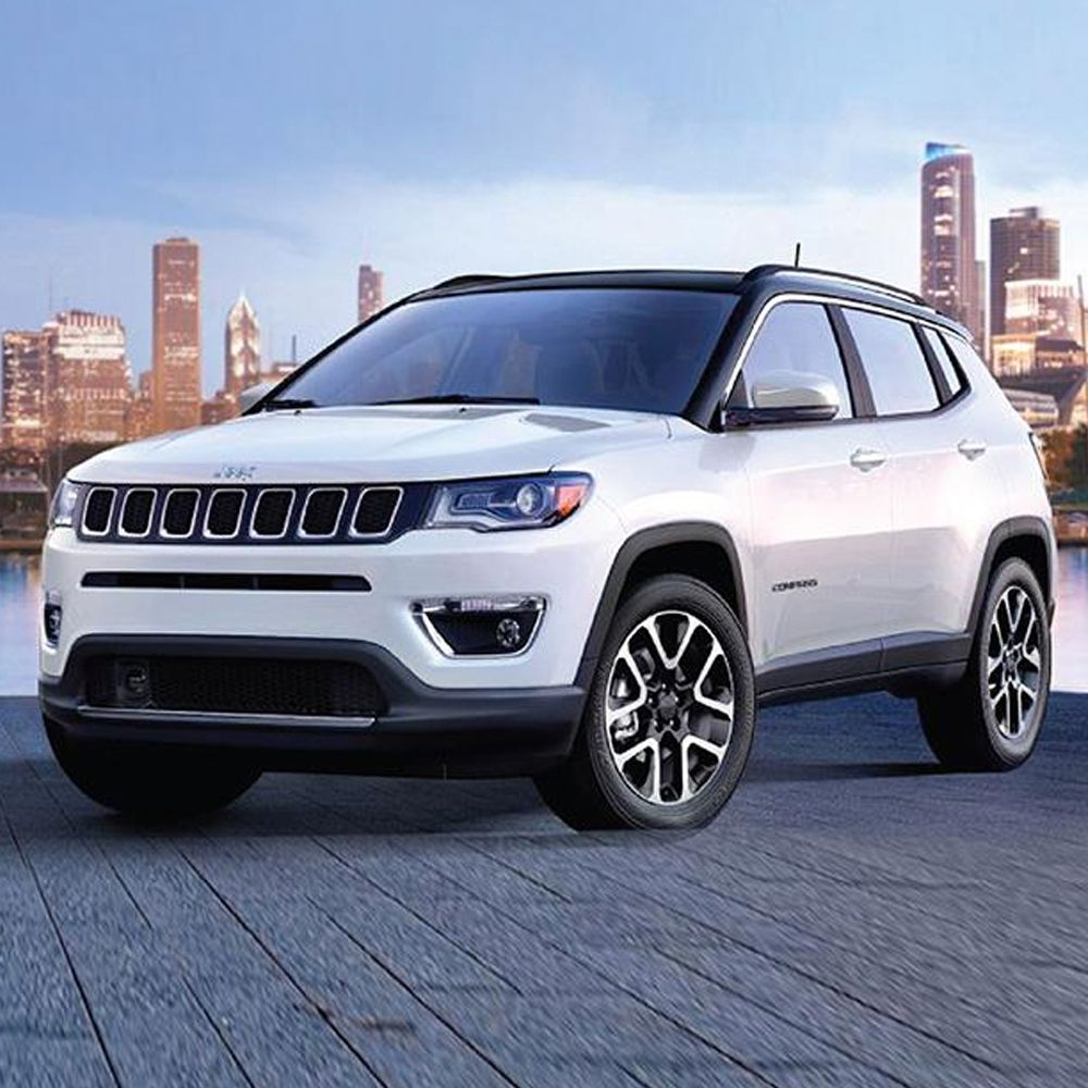 The All New Jeepcompass Bring Home The Legend Jeep Compass