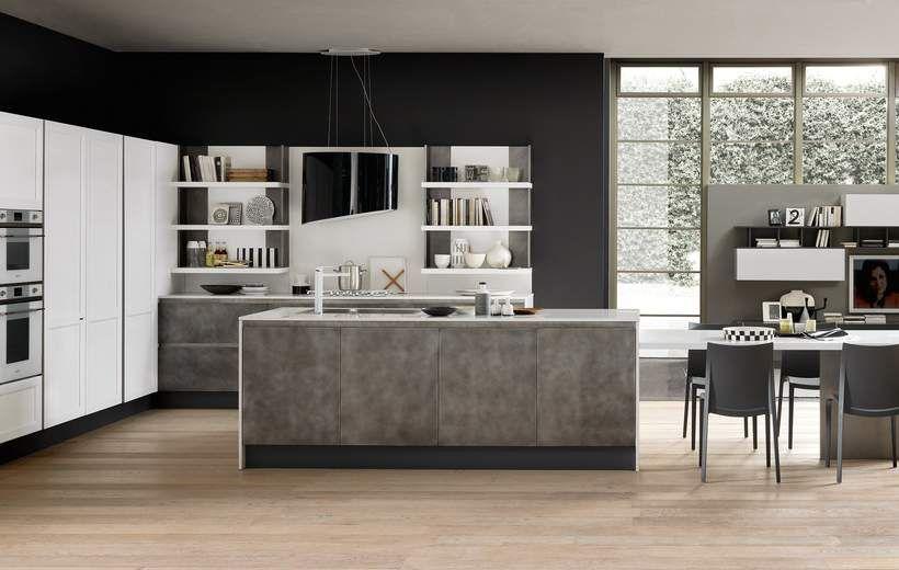 Cucine Moderne - Febal Casa | Cucine moderne, Progetti di ...