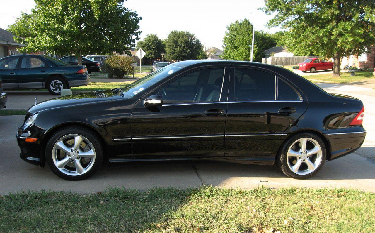 2005 mercedes benz c230 komp current car midnight blue for Mercedes benz c230