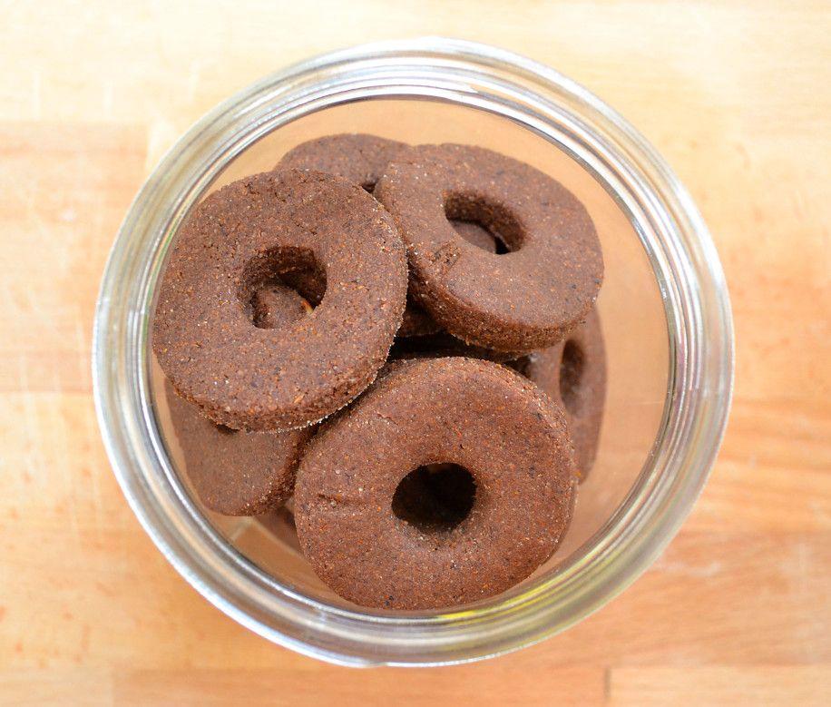 Cioccobiscotti integrali