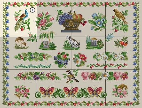 free cross stitch patterns by ems design free project