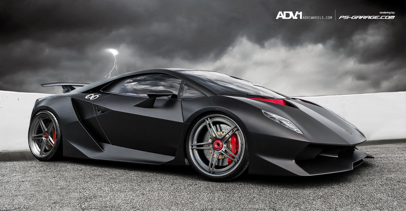 Lamborghini Sesto Elemento By Danyutz.deviantart.com On @deviantART