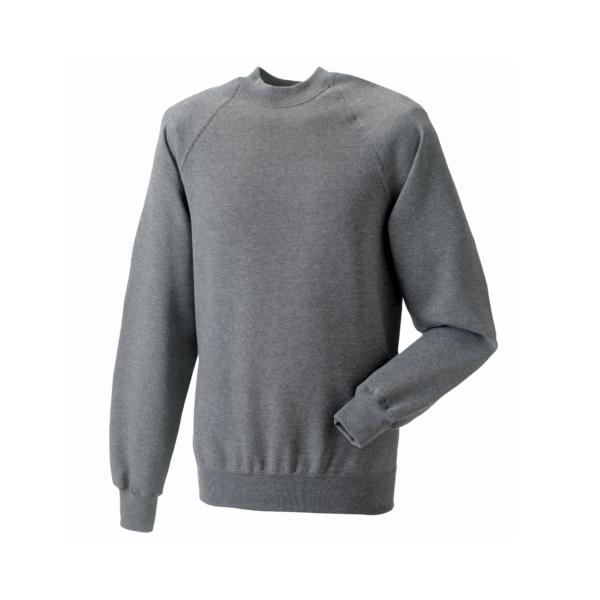 grau helmut lang sweatshirt herren