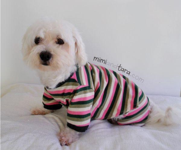dogs pajamas pattern | Dog DIY Projects | Pinterest
