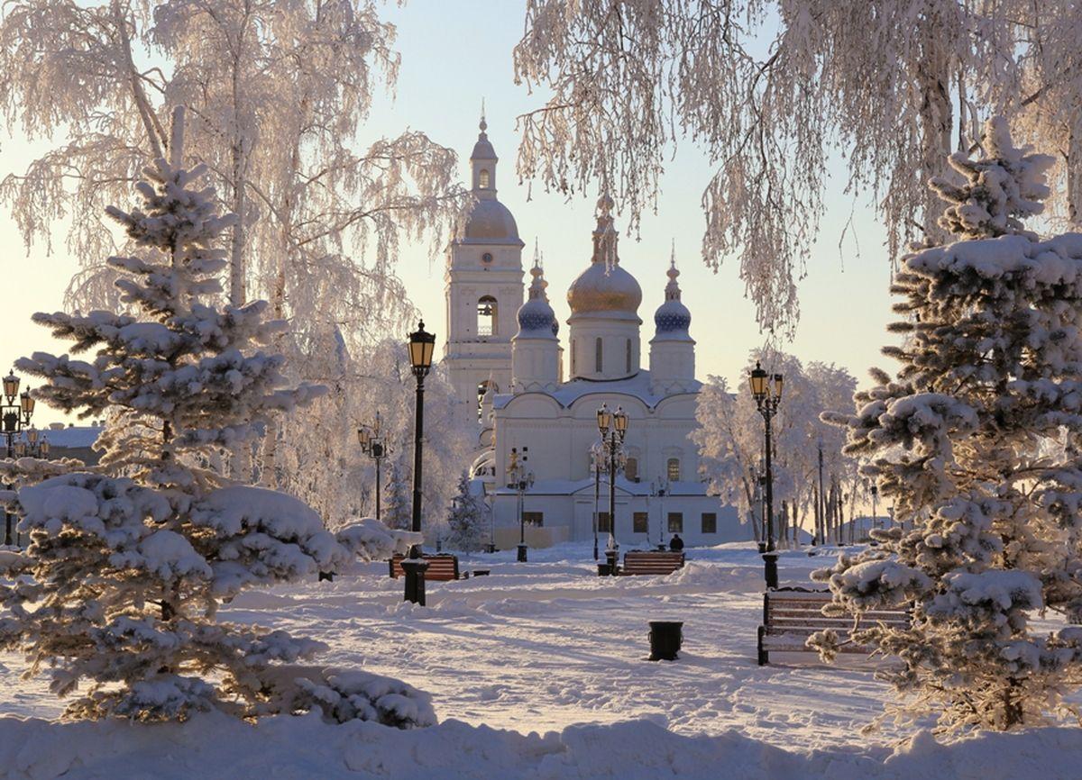 Тобольский кремль —Россия 10