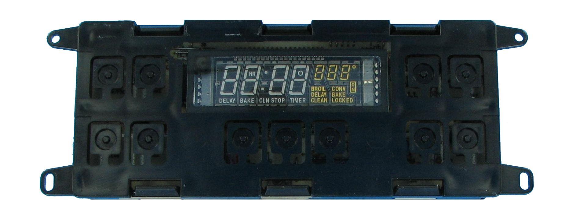 Frigidaire electrolux 316080011 range clocktimer