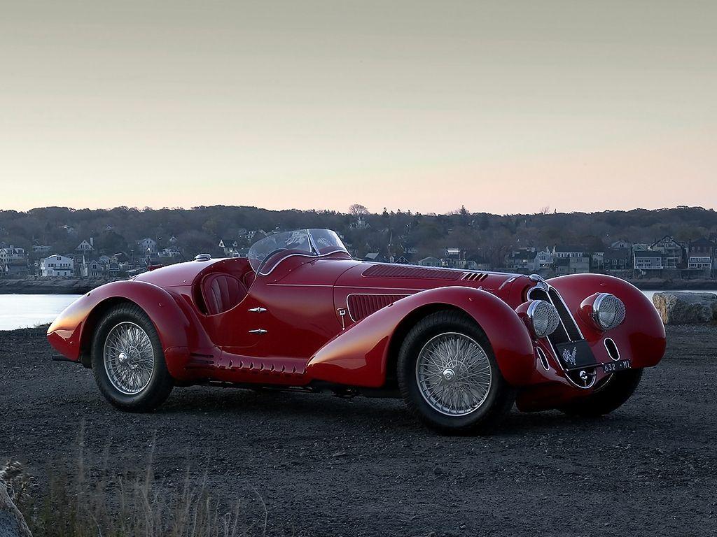 Alfa Romeo 8C 2900 Mille Miglia