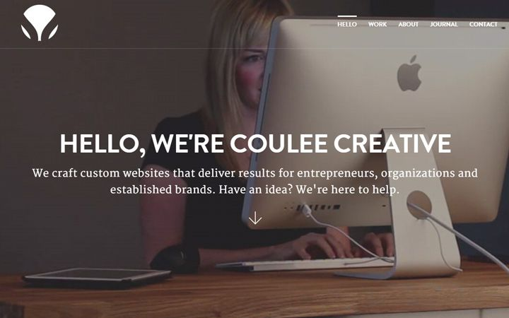 15 Websites with Fullscreen background video
