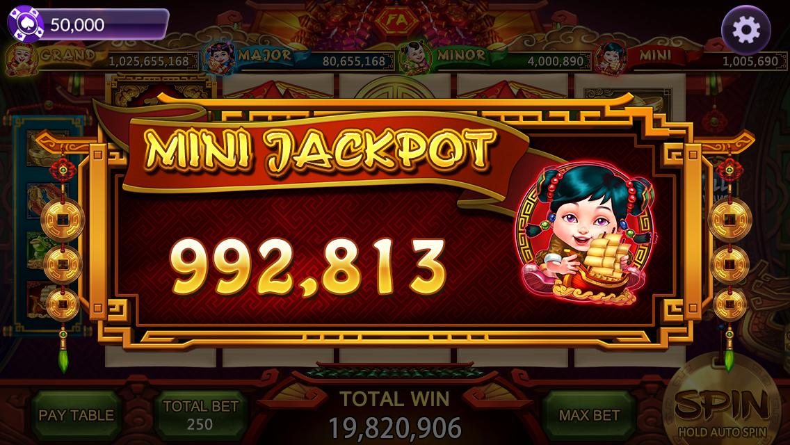 Web Slot Casino
