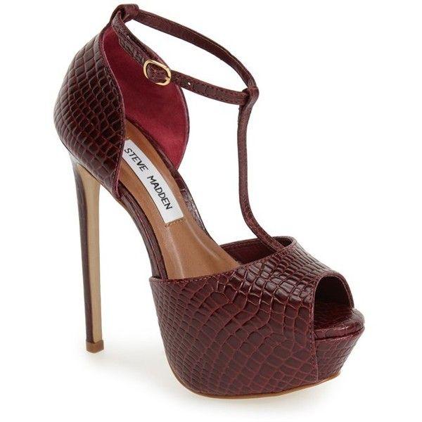 1d22a285c770 bryanyangny. Sandals PlatformAnkle Strap SandalsSteve Madden ...