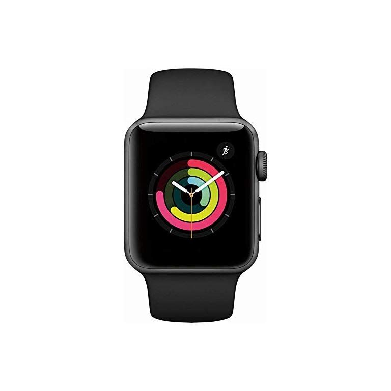 Apple Watch Series 3 38mm Smartwatch Gps Cellular Gold W Pink