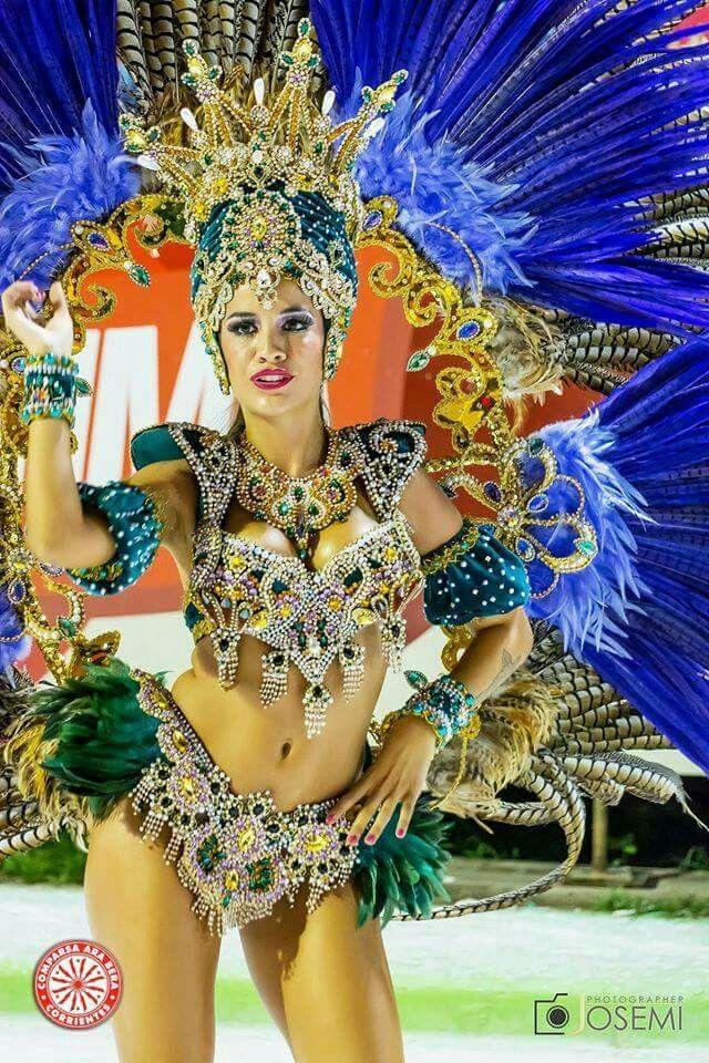 Carnavales Corrientes Argentina Traje De Samba Trajes Para Carnaval Trajes De Carnaval
