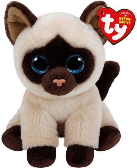 Ty Beabie Babies Jaden - Siamese Cat 6