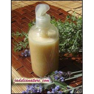 Recette de Lait hydratant pour le corps à l'huile de Coco | Lait hydratant, Cosmetiques maison ...