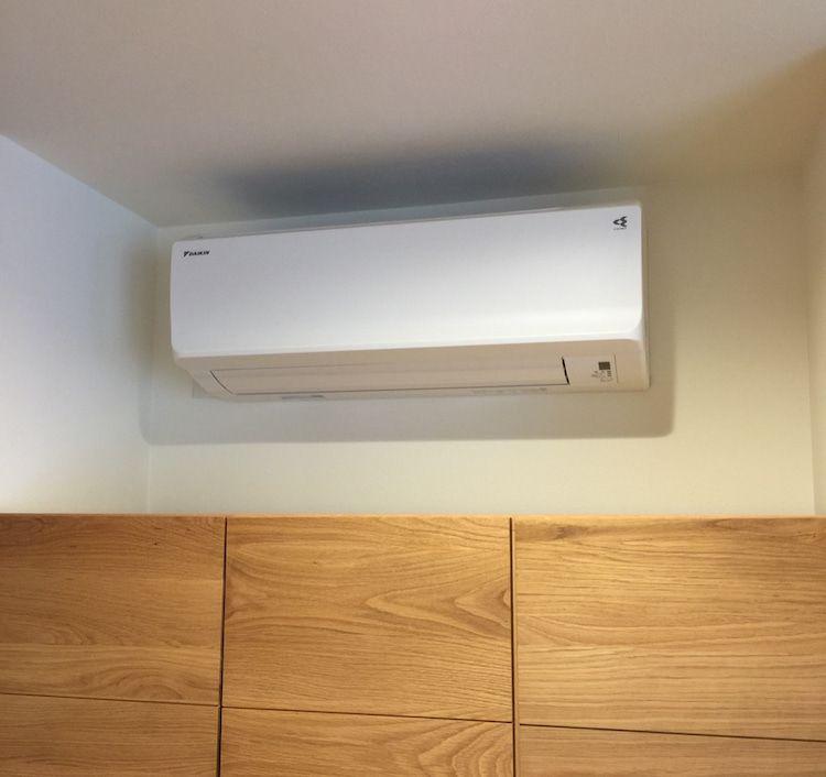 後悔ポイント エアコン 屋外シンク インテリア エアコン 狭い浴室