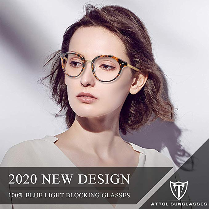 Attcl Unisex Blaulichtfilterbrille Computerbrille Gegen Uv Kopfschmerzen Spielbrille Manner In 2020 Brille Herren Brillen Kopfschmerzen