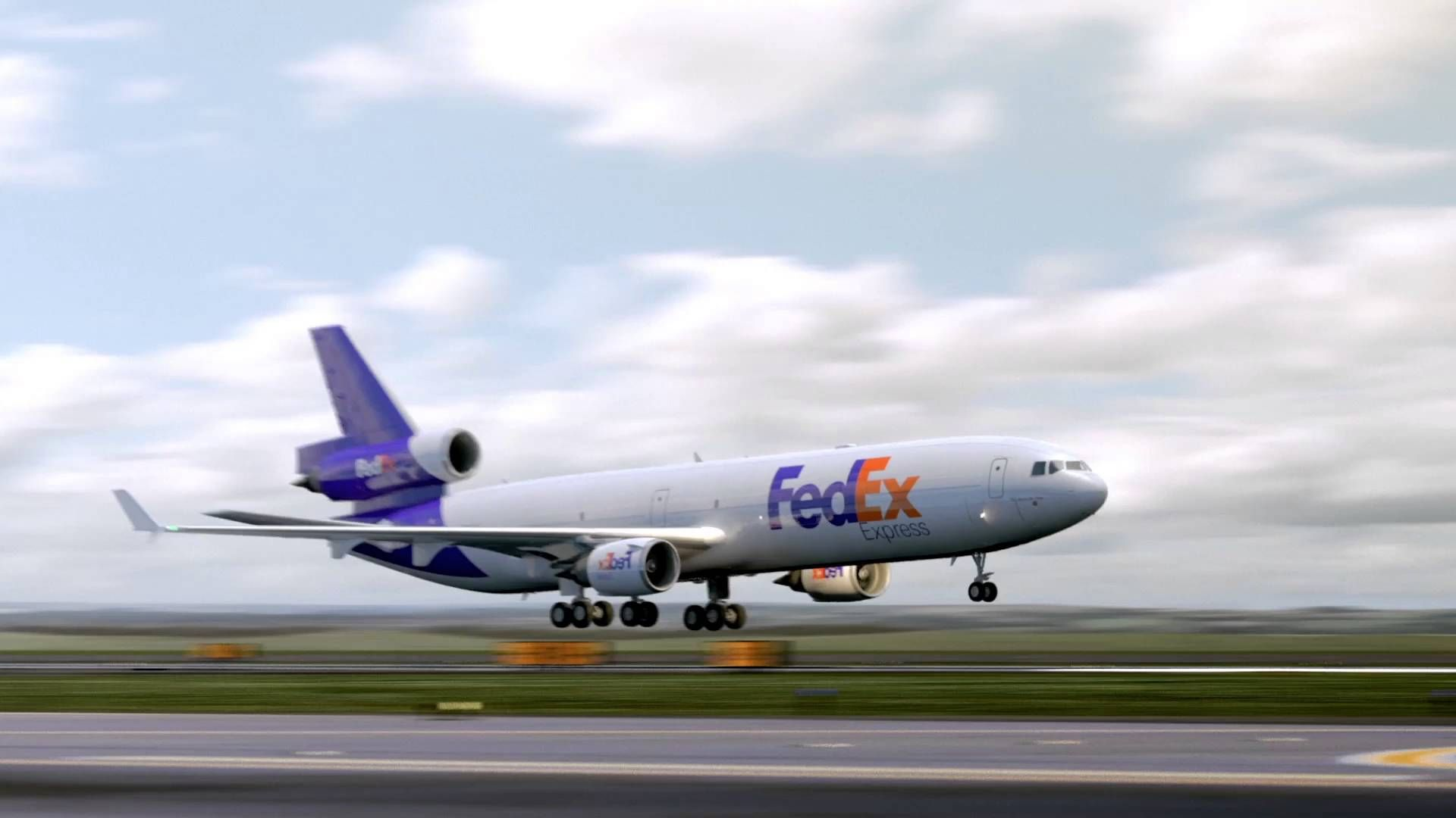 Mayday The Final Push FedEx Express 14/80 Fedex
