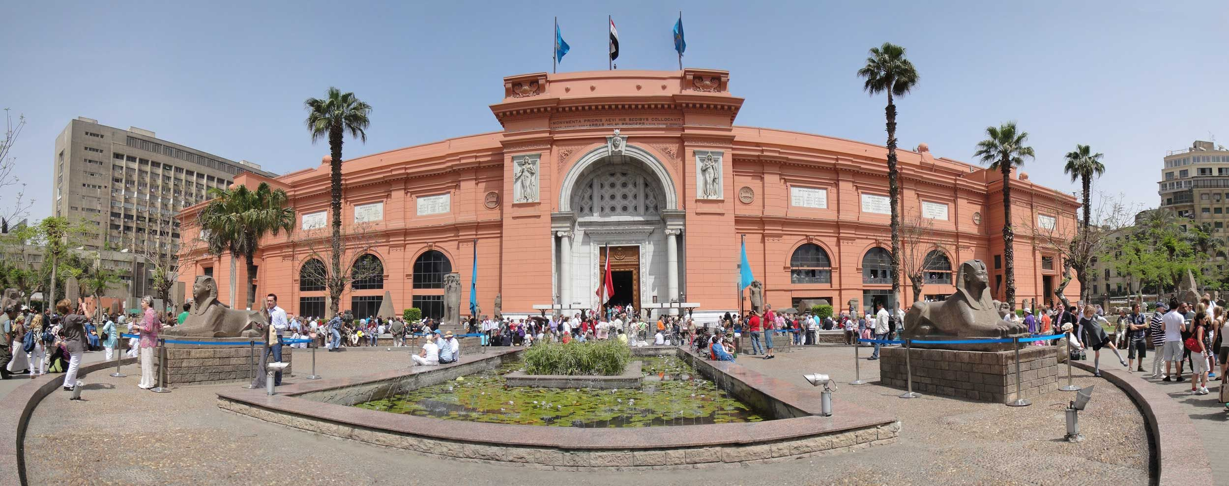The Museum of Egyptian Antiquities (Egyptian Museum, Museum of Cairo),  Cairo, EGYPT   Photography by Faye & Steve   The Egyptia…   Cairo, Museum  tours, Cairo museum