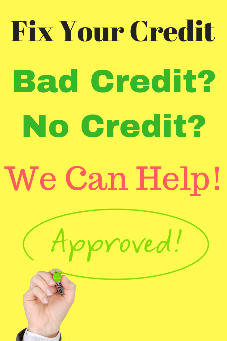 Do You Have Bad Credit And Would Like To Raise Your Credit Score We Can Help Fix Your Credit Tired Of Be Credit Score Paying Off Credit Cards Fix Your Credit