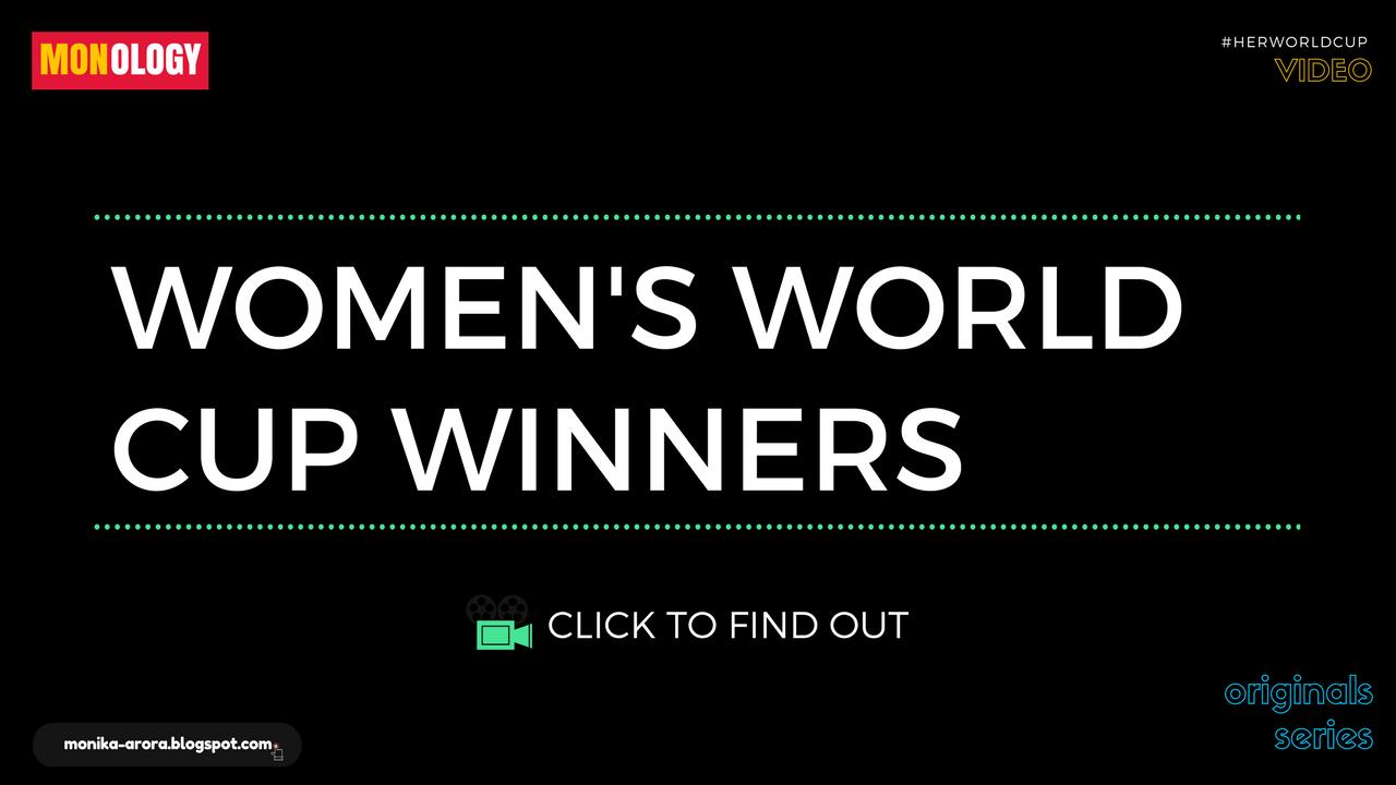 Full List Of Women S Cricket World Cup Winners Cricket World Cup Winners World Cup Winners World Cup
