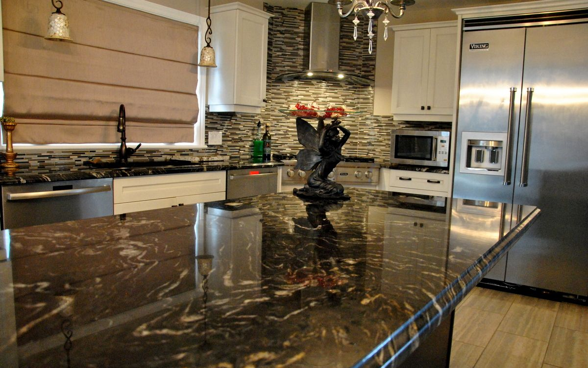 Image result for granite kitchen worktops