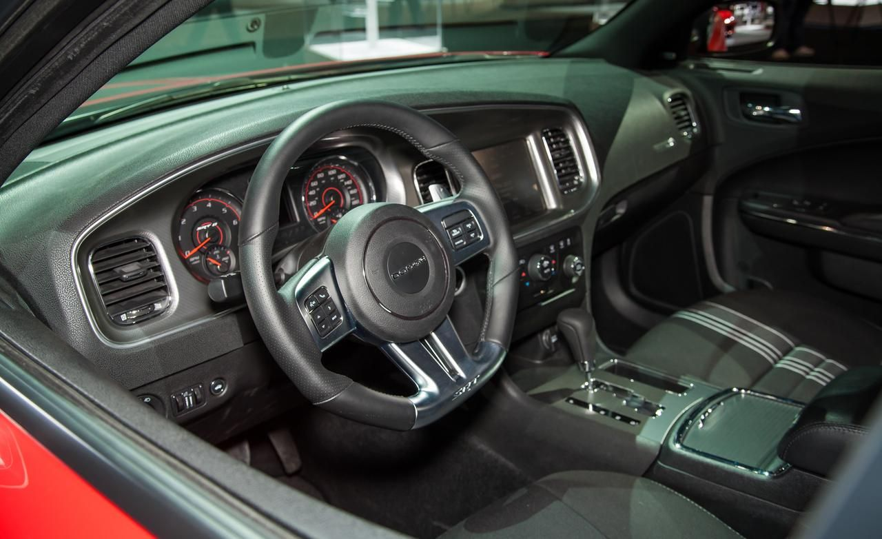 2015 Dodge Charger Interior | 2015 Dodge Charger Interior