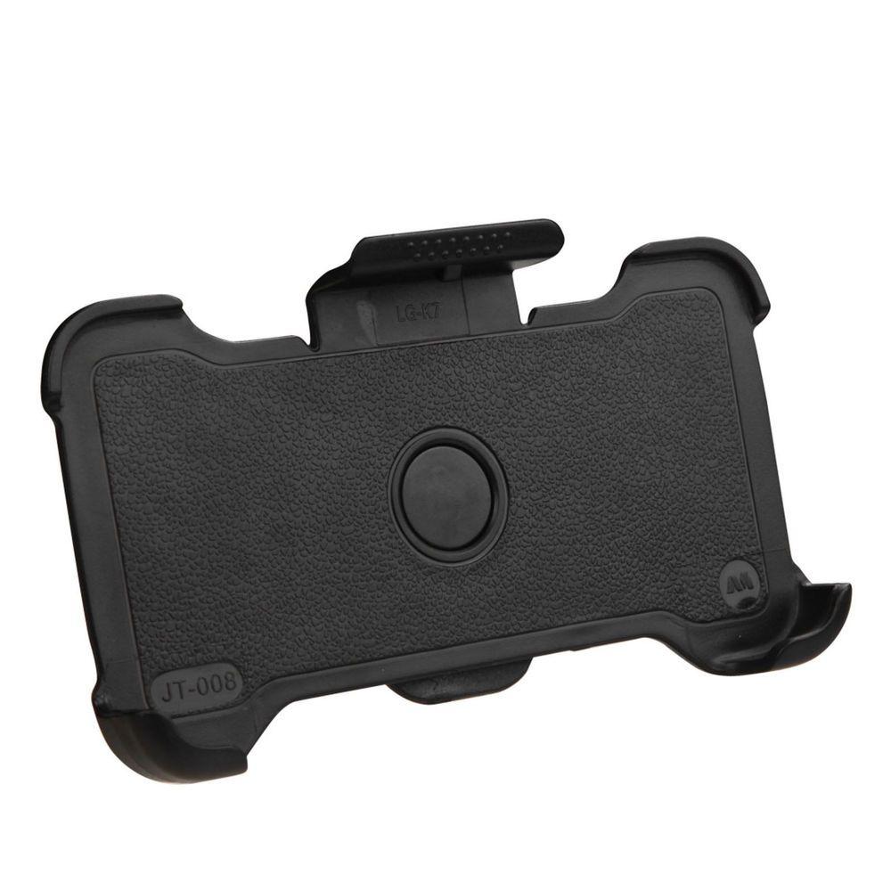 MYBAT Universal Horizontal Holster Case Cover for LG Samsung Alcatel - Black #MYBAT