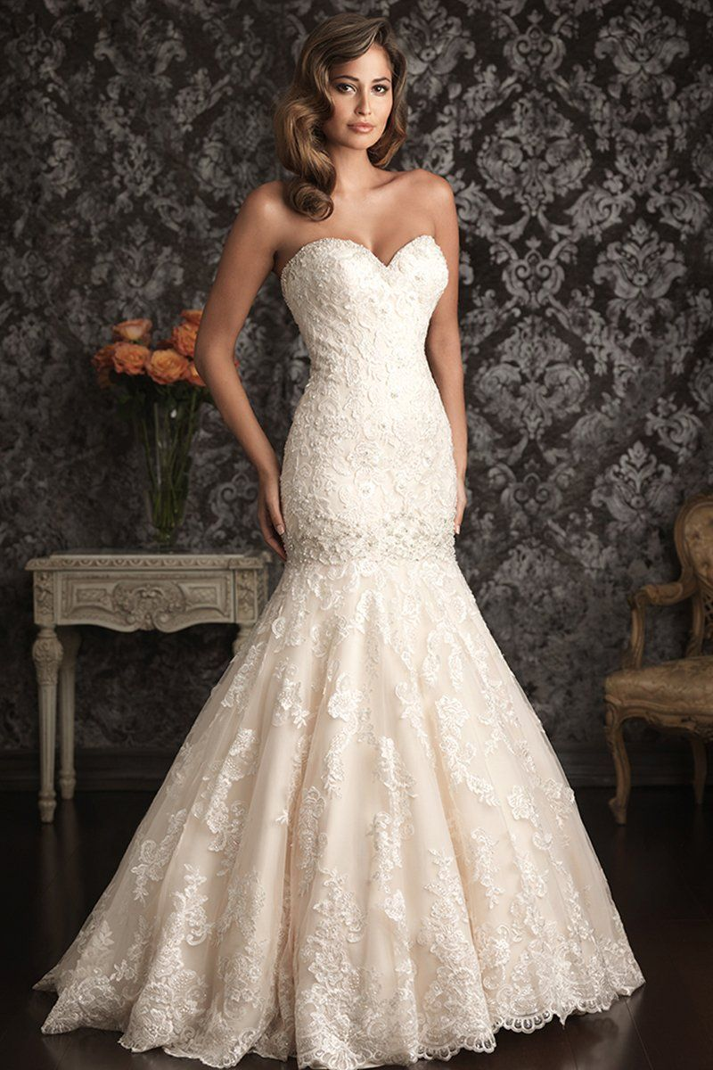 Wedding Dress Photos Wedding Dresses Pictures Allure Wedding Dresses Allure Bridal Allure Bridal Wedding Dress [ 1200 x 800 Pixel ]