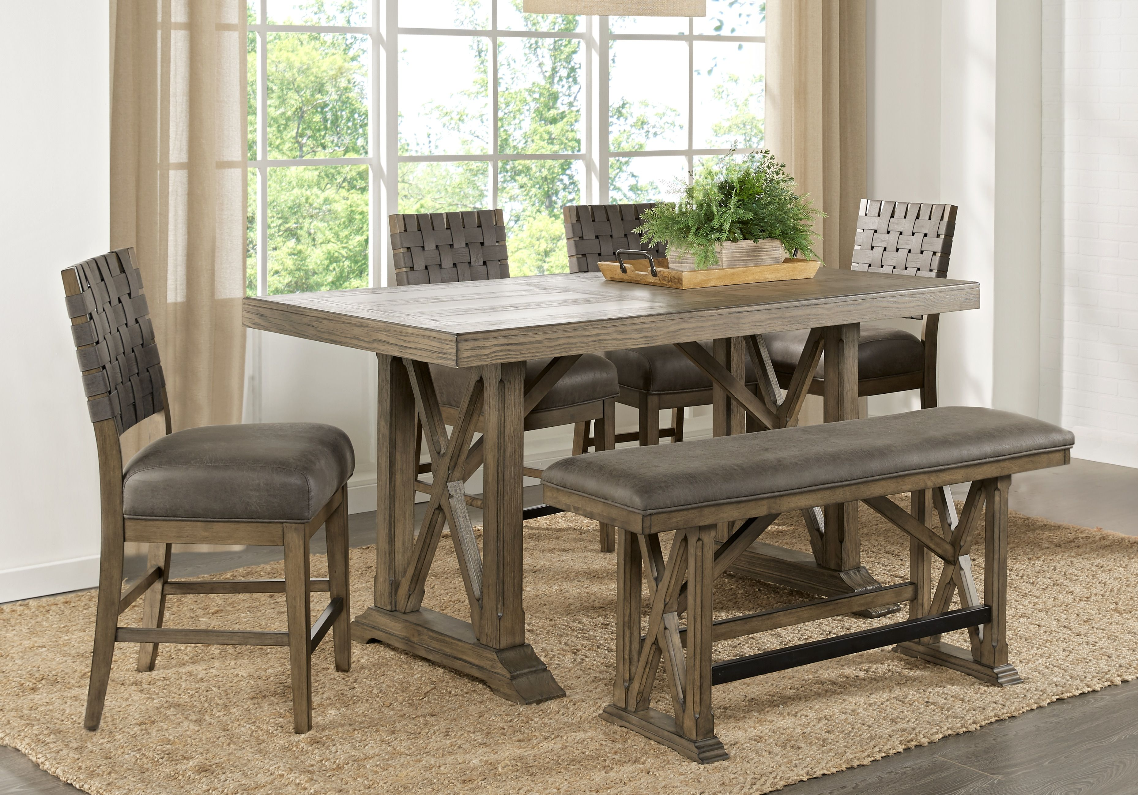 33++ Rooms to go dining table bench Best Seller