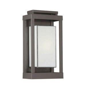 LightingDesignExperts.com | Powell - One Light Outdoor Wall Sconce