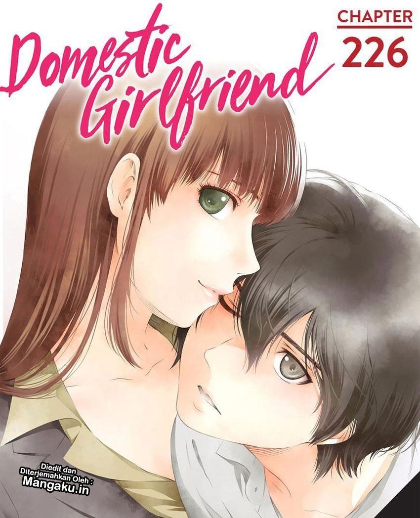 komik Domestic na Kanojo 226 (With images) Got books
