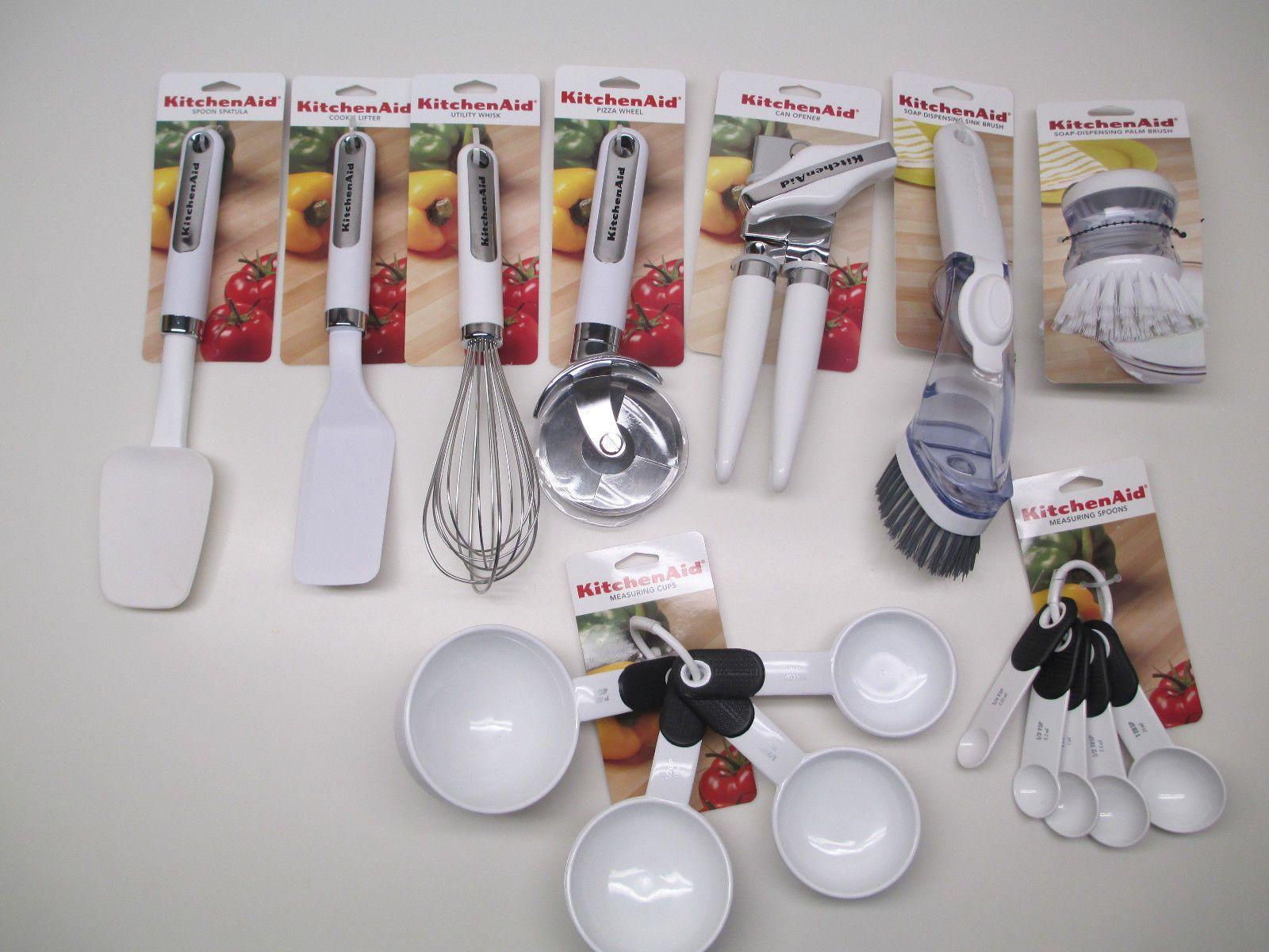 Cooking Utensils 20649 Kitchenaid White Kitchen Utensils