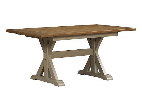 Cape May Dining Table Havertys Trestle Dining Tables