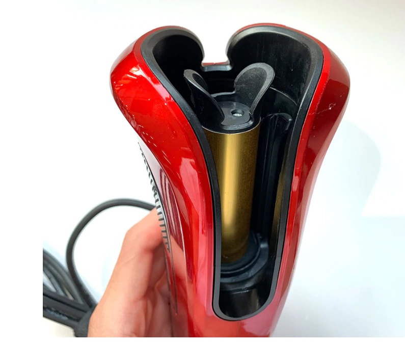 Automatic Curling Iron Air Curler Wand Curl 1 Inch