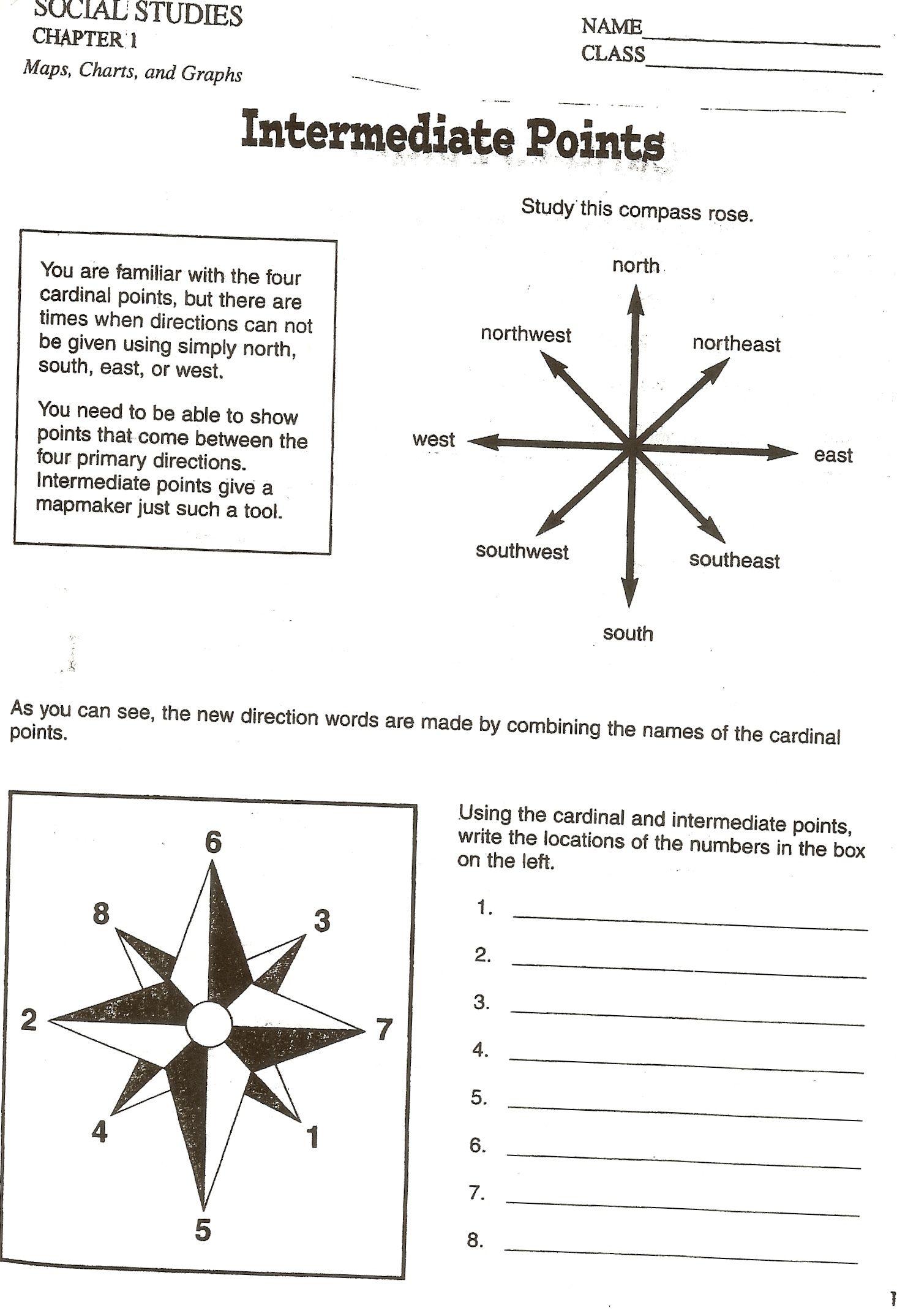 Social Studies Skills   Social studies worksheets [ 2148 x 1465 Pixel ]