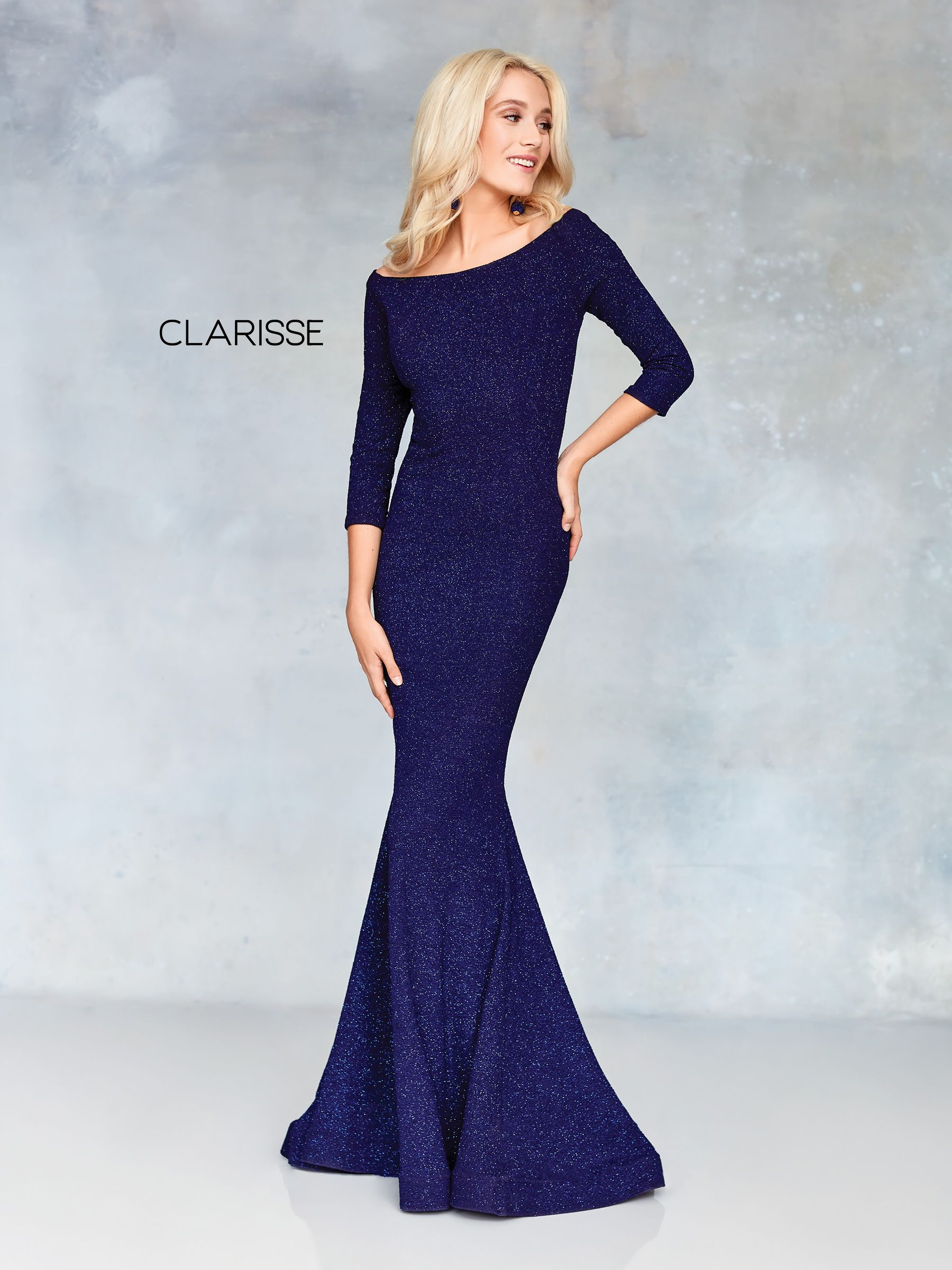 aa3bfe1a1 3853 - Navy off the shoulder