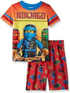 LEGO Boys Ninjago 2-pc Pajama Short Set