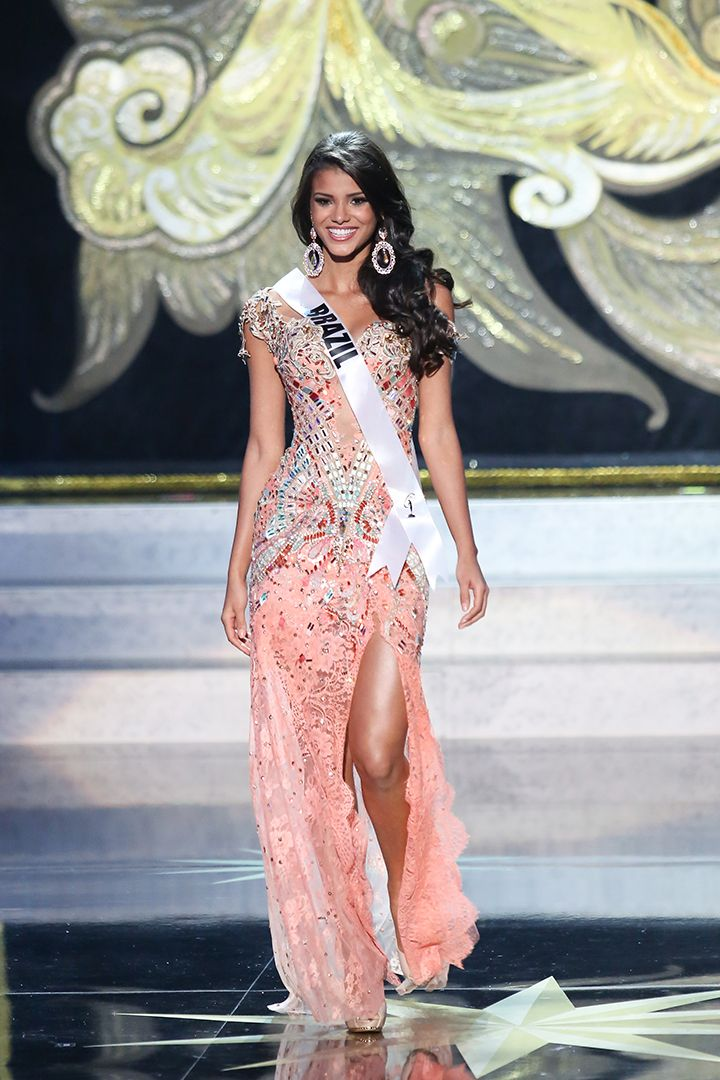 The 10 Most Stunning Gowns From the 2013 Miss Universe Pageant ...