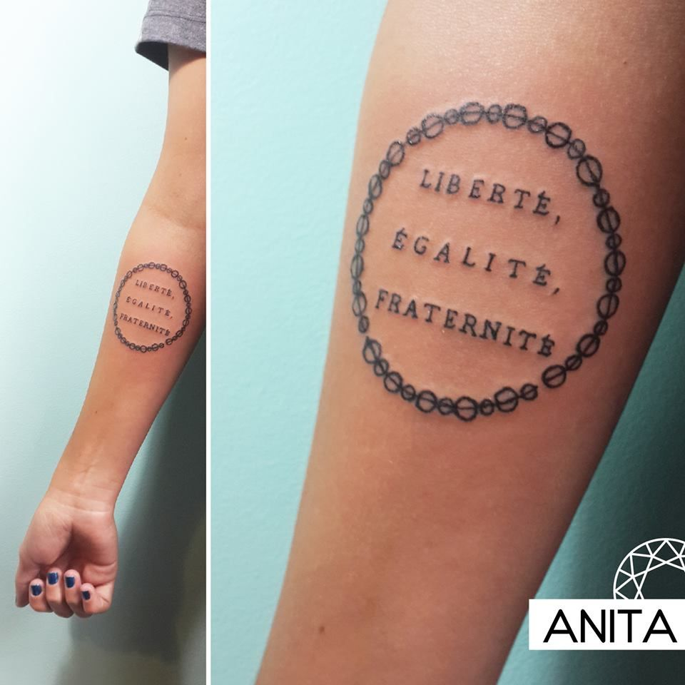 libert egalit fraternit tatoo pinterest liberte egalite fraternite egalite. Black Bedroom Furniture Sets. Home Design Ideas