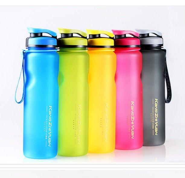 1000ml Plastic Sports Water Bottle Space Cup Bike Outdoor Cycling Drink Fruit Infuser My Water Bottle Shaker Eco-Friendly