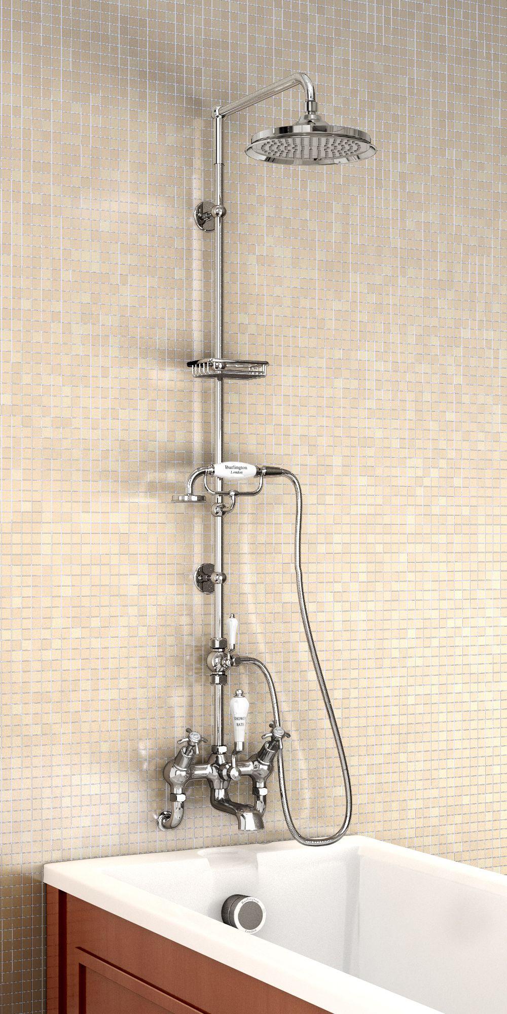 Code H365 An Bath Shower Mixer Shower Over Bath Shower Bath