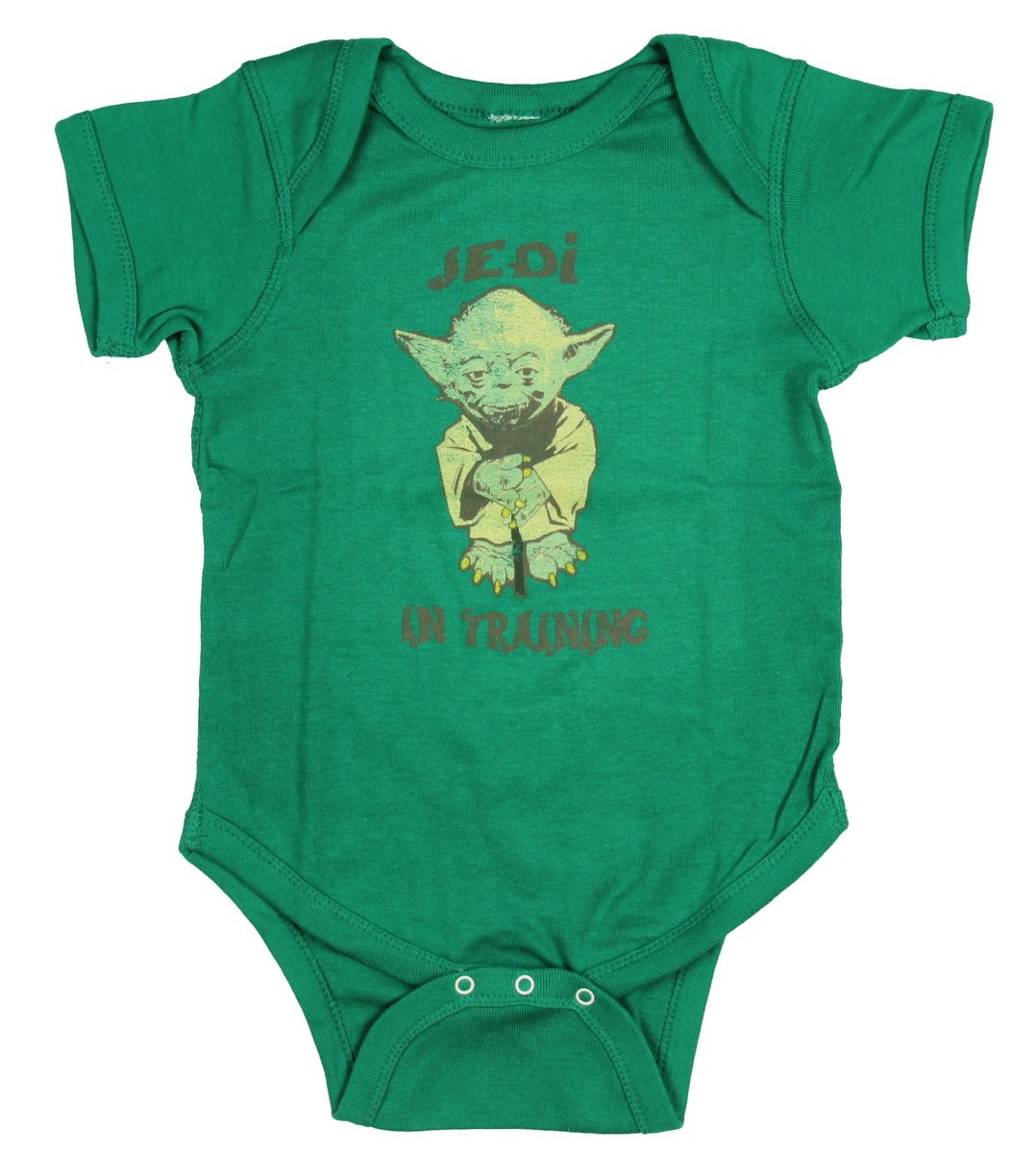 Yoda The Best Dad Star Wars Cute Unisex Baby Grow Bodysuit Vest New Arrival