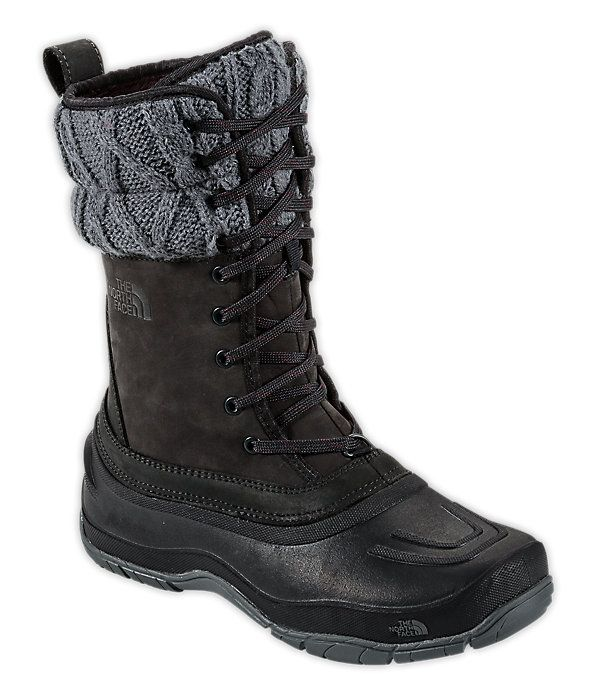 The North Face Women's Shoes Winter Boots WOMEN'S SHELLISTA